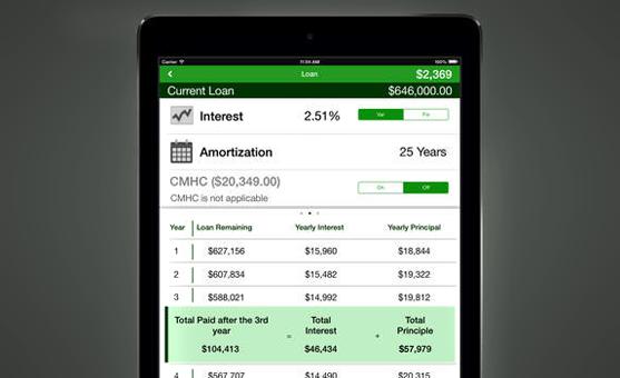 mortgage app